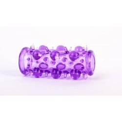 SILICONE SLEEVE - CLEAR LAVENDER