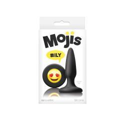 Moji's - ILY - Black