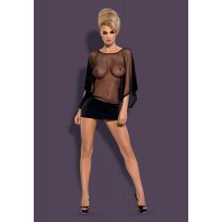 Punker dress & thong S/M