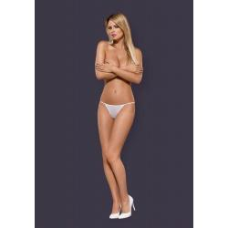 Luiza thong white L/XL