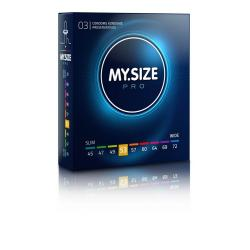 MY SIZE PRO Condoms 53 mm (3 pieces)