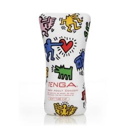 KEITH HARING CUP Soft Tube