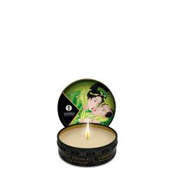 MASSAGE CANDLE GREEN TEA 30 ML