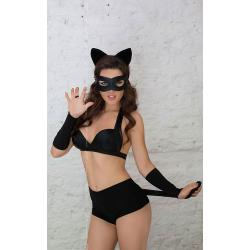 Catwoman - black {} S
