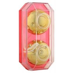 Plastic Balls - Gold