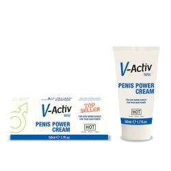 V-Activ PENIS POWER CREAM - 50ml