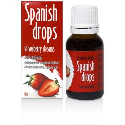 SPANISH FLY STRAWBERRY 15 ML