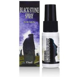Black Stone Spray for Men (15 ml)