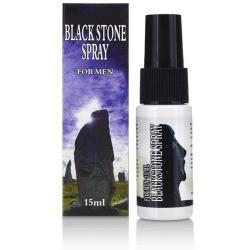 Black Stone Spray for Men (15 ml)