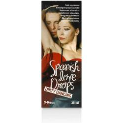 Spanish Love Drops Dirty Dancing