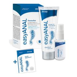 easyANAL-Starterset (Gel 80ml+Spray30ml