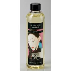 MAGIC DREAMS - massage oil, sensual - jasmin - 250ml