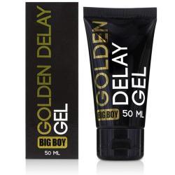 Big Boy - Golden Delay Gel (50ml) (en/de/fr/es/it/nl)